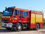 Renault Midlum Crew Cab 4x2 Firetruck 2006–13 images