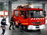 Renault Midlum Crew Cab 4x2 Firetruck 2006–13 wallpapers