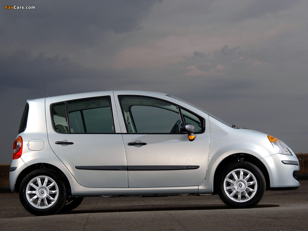 Images of Renault Modus MOI 2006 (1024 x 768)