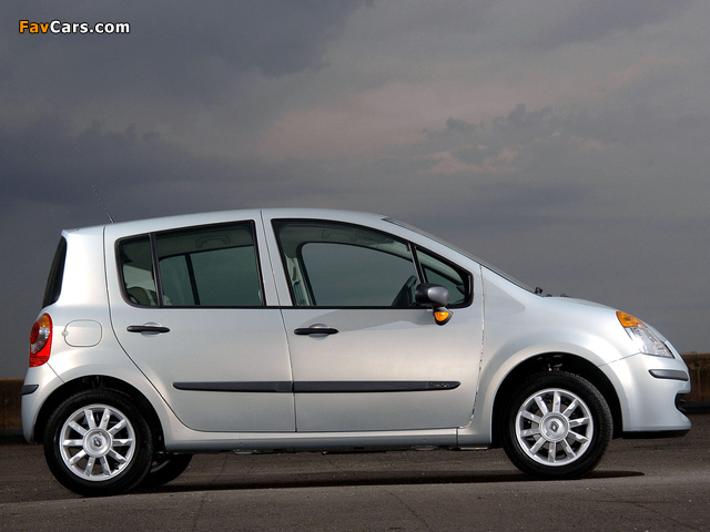 Images of Renault Modus MOI 2006 (640 x 480)