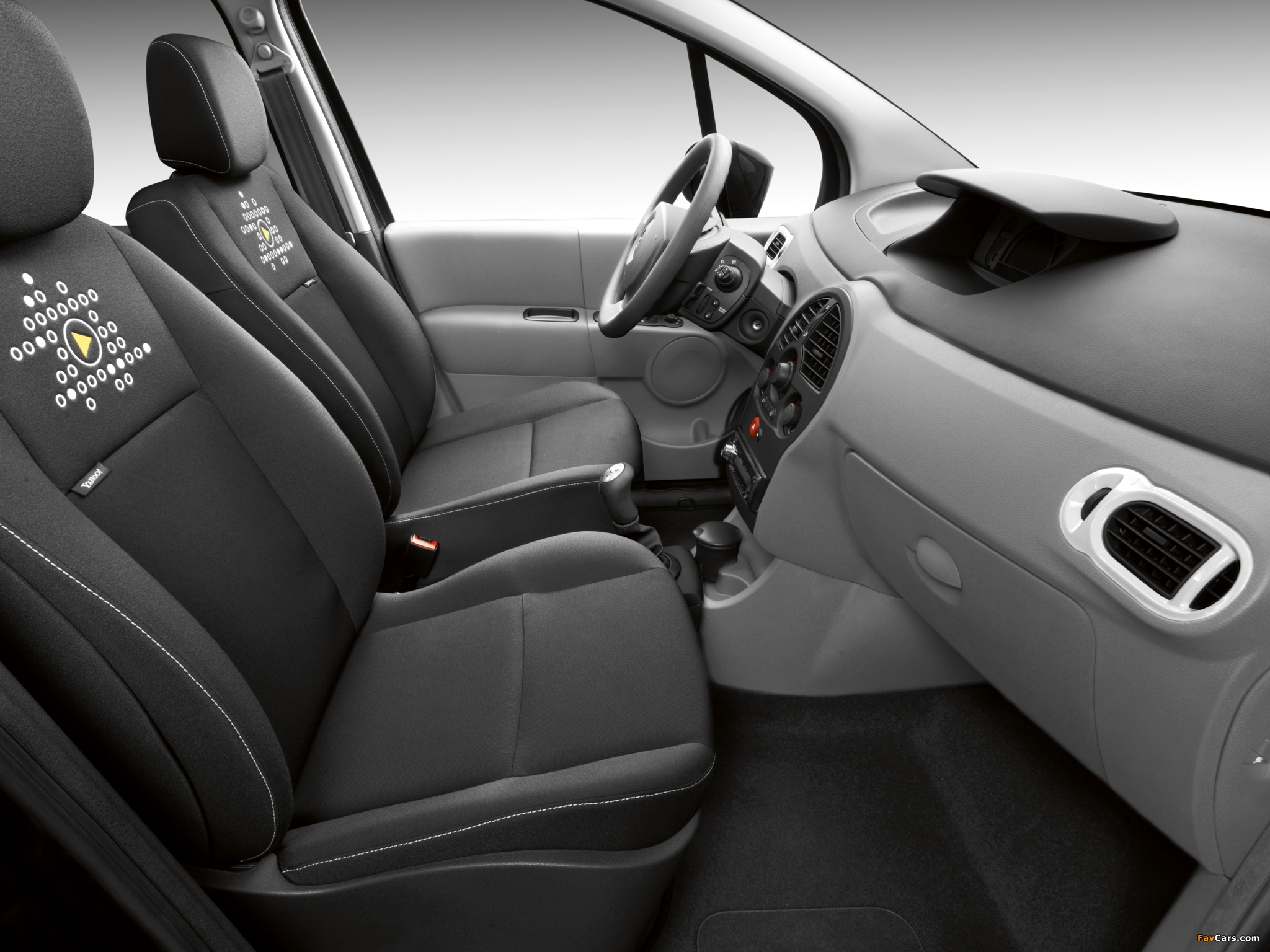 Images of Renault Modus Yahoo 2011 (2048 x 1536)