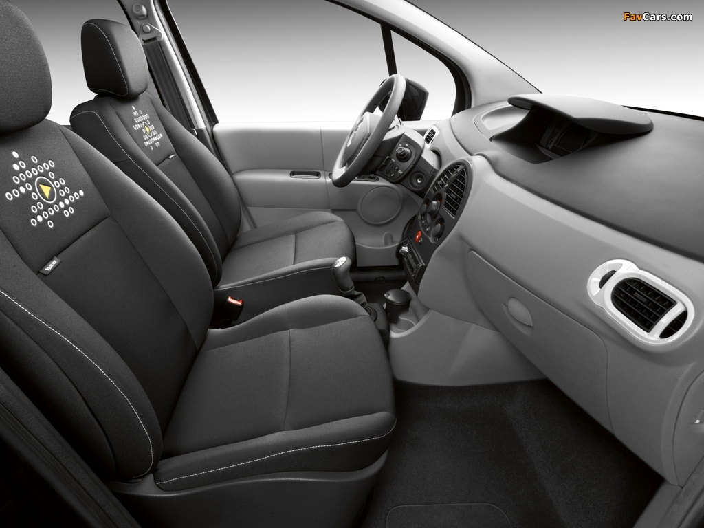 Images of Renault Modus Yahoo 2011 (1024 x 768)