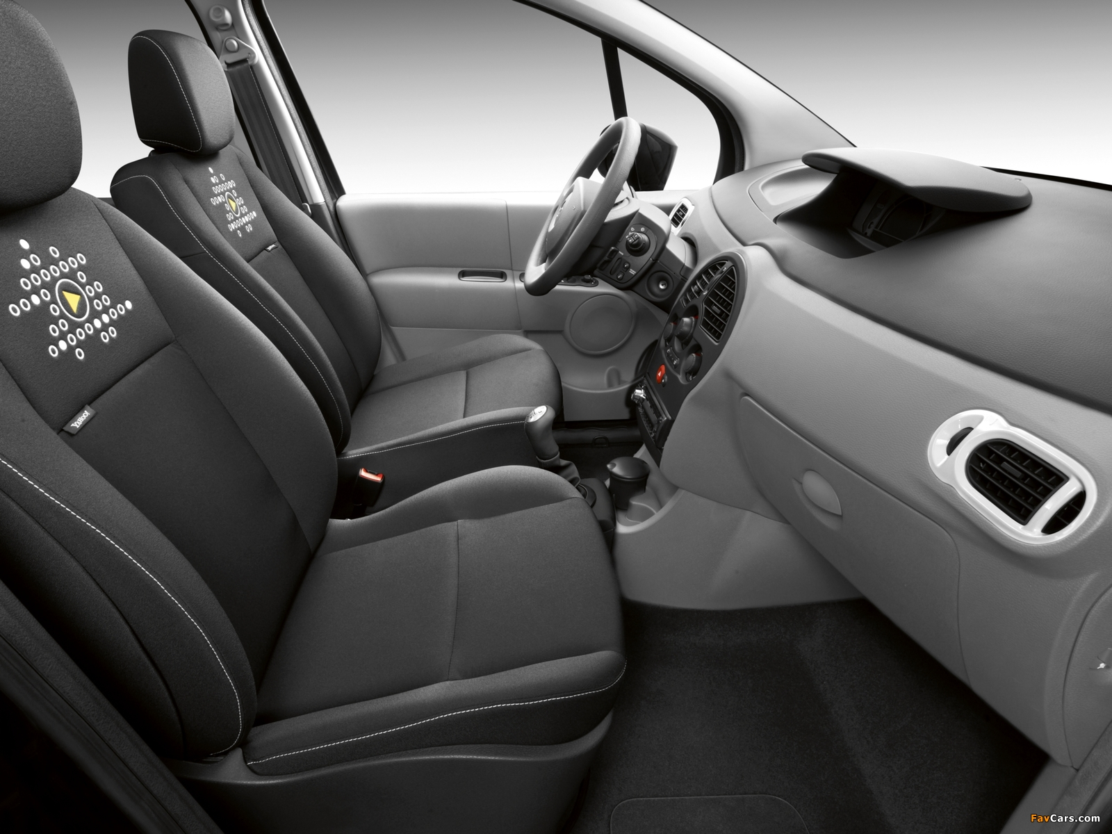 Images of Renault Modus Yahoo 2011 (1600 x 1200)