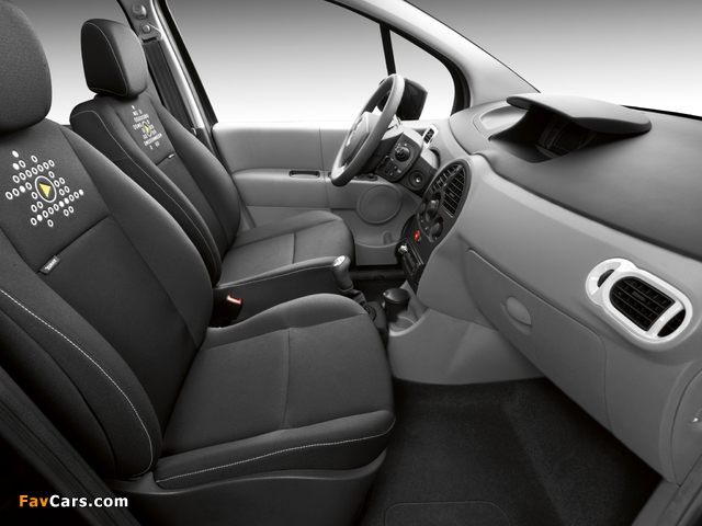 Images of Renault Modus Yahoo 2011 (640 x 480)