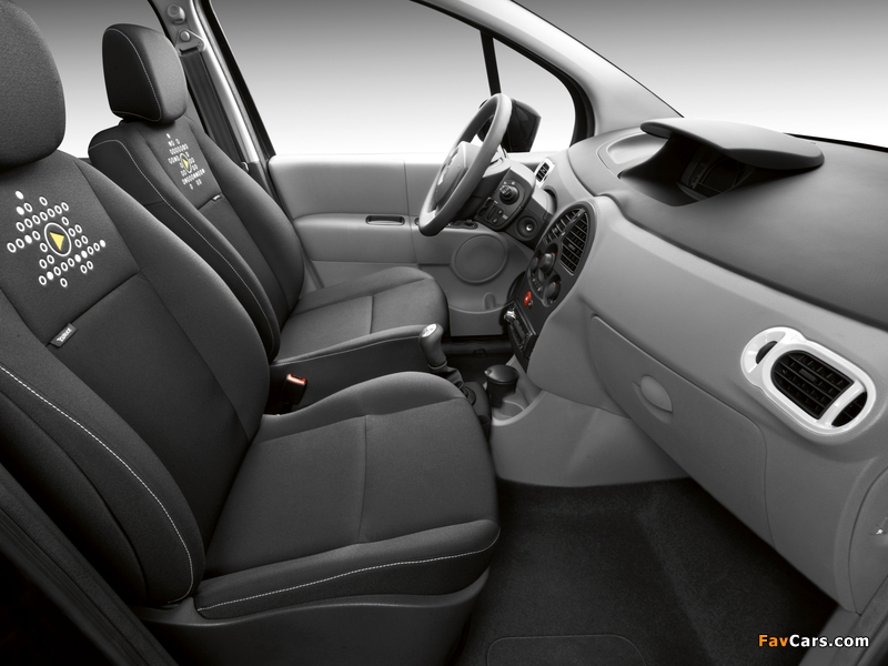 Images of Renault Modus Yahoo 2011 (800 x 600)