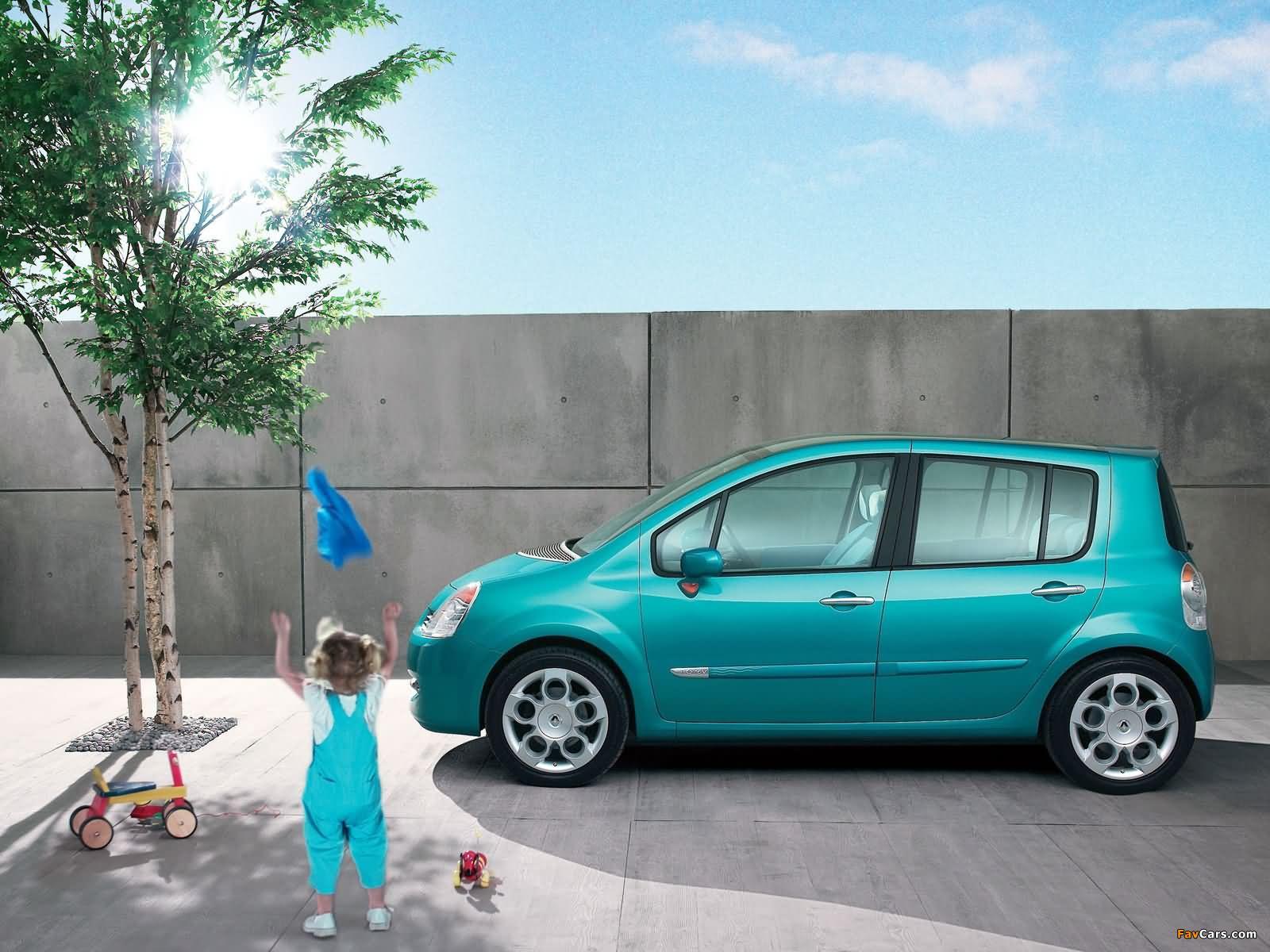 Photos of Renault Modus 2004–07 (1600 x 1200)