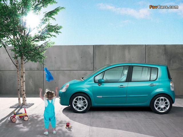 Photos of Renault Modus 2004–07 (640 x 480)
