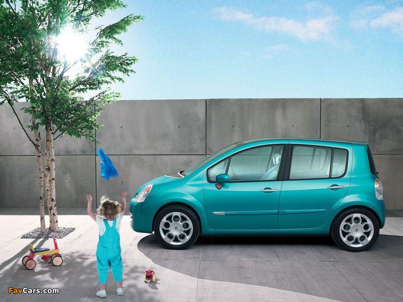 Photos of Renault Modus 2004–07 (800 x 600)