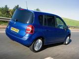 Photos of Renault Grand Modus UK-spec 2007