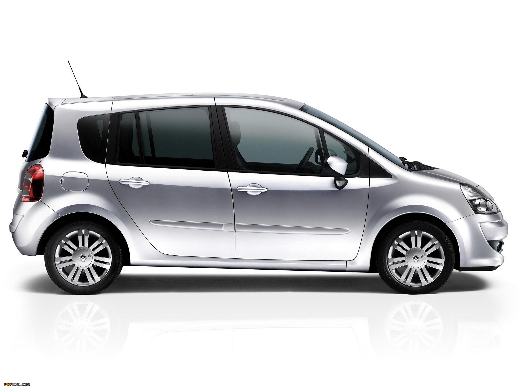 Photos of Renault Grand Modus UK-spec 2007 (2048 x 1536)