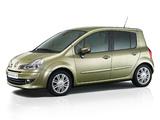 Photos of Renault Modus 2008–12