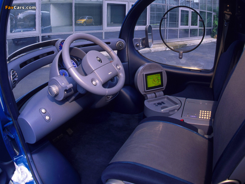 Pictures of Renault Modus Concept 1994 (800 x 600)