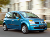 Pictures of Renault Modus ZA-spec 2005–07