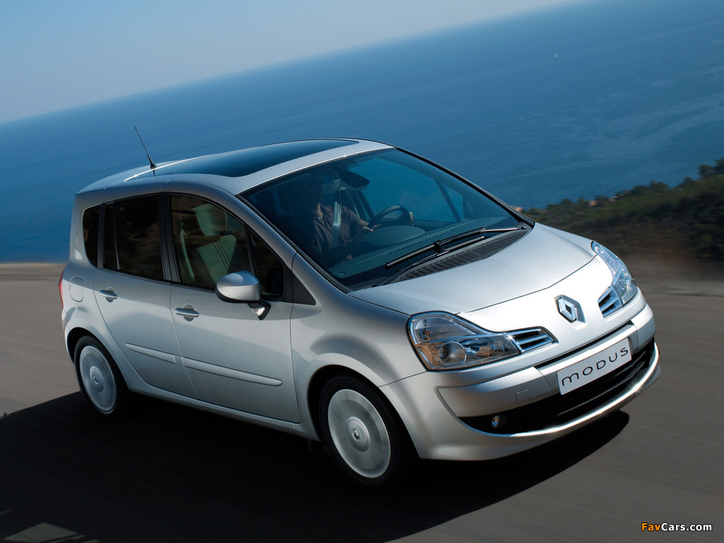 Pictures of Renault Grand Modus 2007 (1024 x 768)