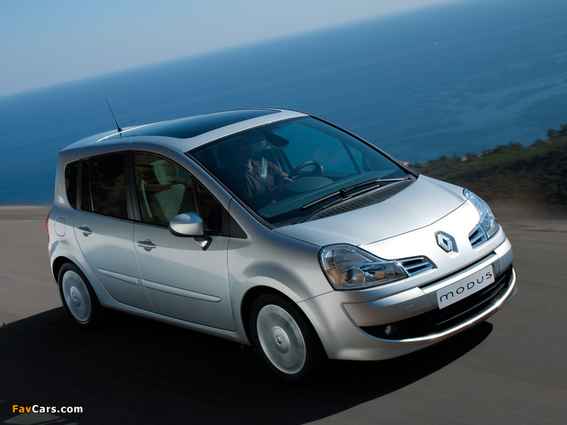 Pictures of Renault Grand Modus 2007 (800 x 600)