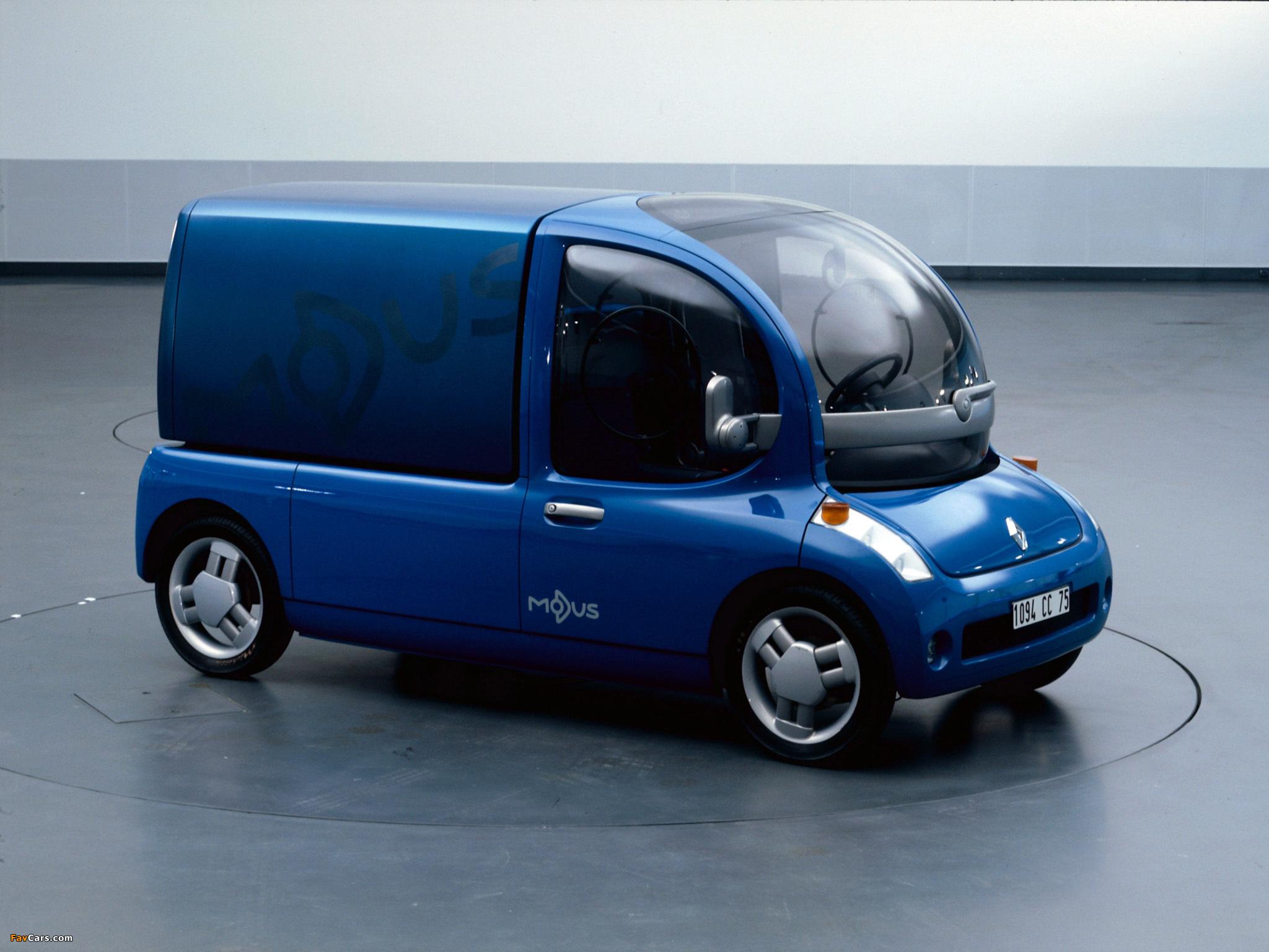 Renault Modus Concept 1994 images (2048 x 1536)