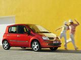 Renault Modus 2004–07 pictures