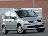 Renault Modus MOI 2006 photos