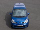 Renault Grand Modus UK-spec 2007 images
