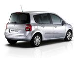 Renault Grand Modus UK-spec 2007 pictures