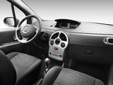 Renault Modus 2008–12 photos