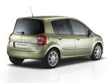 Renault Modus 2008–12 pictures