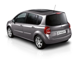 Renault Grand Modus Exception 2009 wallpapers