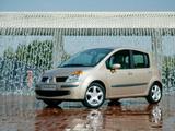 Renault Modus 2004–07 wallpapers