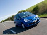Renault Grand Modus UK-spec 2007 wallpapers