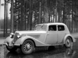 Pictures of Renault Nervasport Sedan 1932