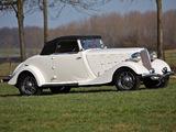 Renault Nervasport Cabriolet 1933 photos