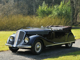 Renault Nervastella Grand Sport Cabriolet (ABM3) 1935 wallpapers