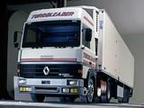 Renault R370 Turboleader 1985–91 pictures