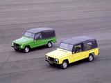 Renault Rodeo photos