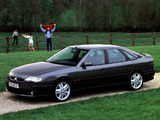 Photos of Renault Safrane Bi-Turbo 1993–96