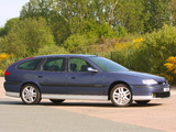 Photos of Renault Safrane V6 Turbo Long Cours Concept by Heuliez 1994