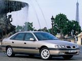 Renault Safrane 1996–2000 images