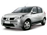 Images of Renault Sandero BR-spec 2007–11