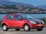 Images of Renault Sandero ZA-spec 2009