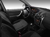 Images of Renault Sandero BR-spec 2011