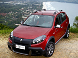 Images of Renault Sandero Stepway Rip Curl 2012