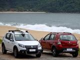 Images of Renault Sandero Stepway Rip Curl 2012