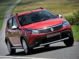 Photos of Renault Sandero Stepway ZA-spec 2010