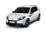 Photos of Renault Sandero GT Line 2012