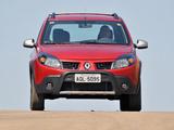 Pictures of Renault Sandero Stepway BR-spec 2008–11