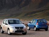 Pictures of Renault Sandero ZA-spec 2009
