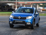 Pictures of Renault Sandero Stepway ZA-spec 2017