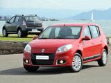 Pictures of Renault Sandero
