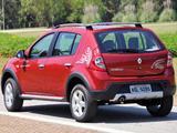 Renault Sandero Stepway BR-spec 2008–11 images