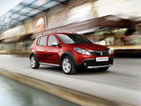 Renault Sandero Stepway 2010 photos
